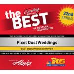 Pixel Dust wins Best Videographer in Western WA