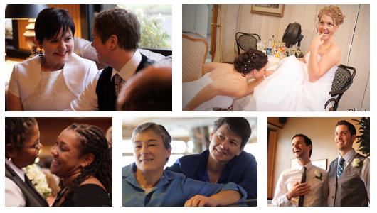 Seattle's Gay Friendly Wedding Videographer, Videography - Pixel Dust Weddings