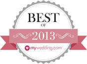 Best of mywedding awards 2013