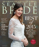 Seattle Bride 2015 Winner is Pixel Dust Weddings