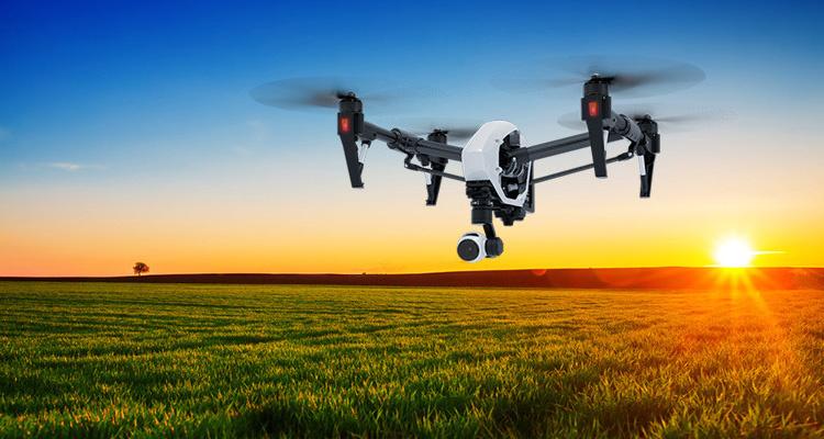Pixel Dust Drone