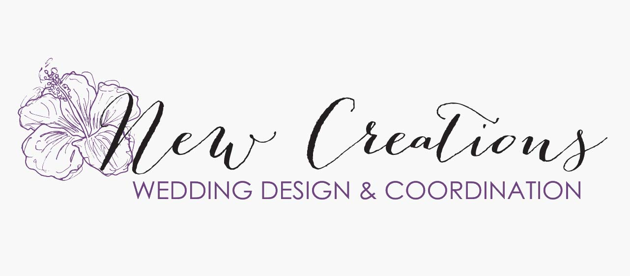 Wedding Cordinator Rebecca Grant from New Creations