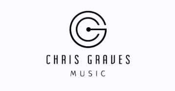 wedding dj chris graves logo