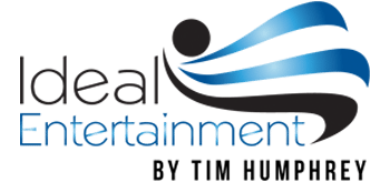 wedding dj ideal entertainment logo