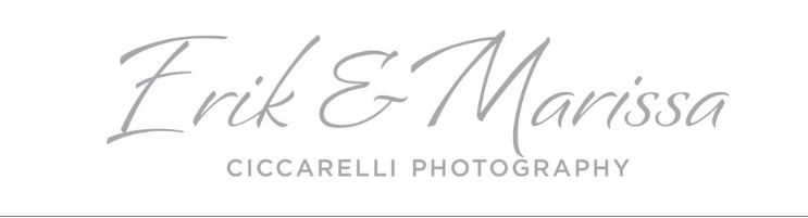 wedding photographer ciccarelli photography logo